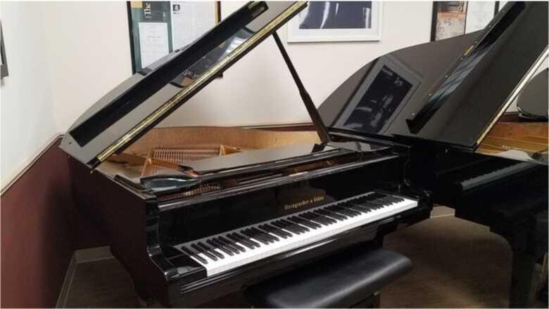 "Steingraeber Model A-170 Grand Piano (5'7"")"