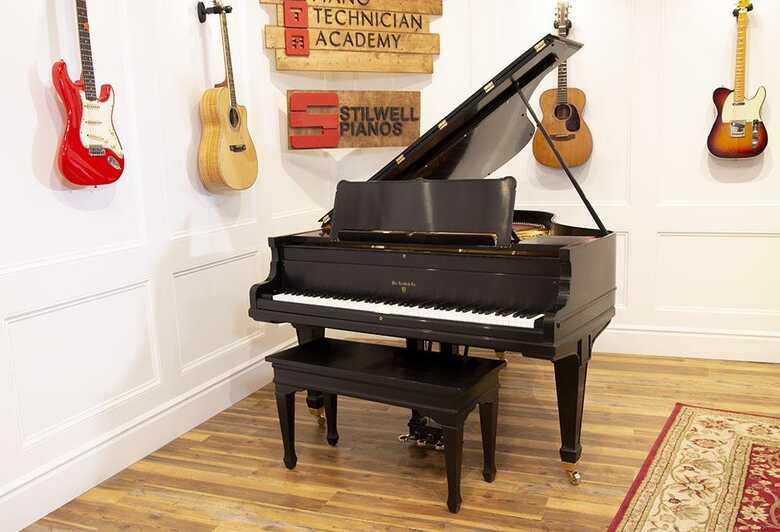 Knabe Parlor Grand Piano