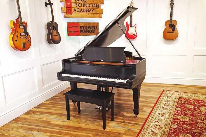 Steinway O Baby Grand Piano