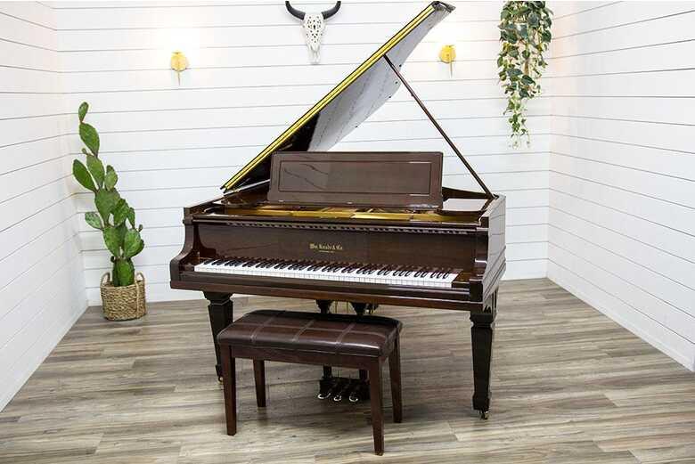 Knabe & Co. Baby Grand Piano