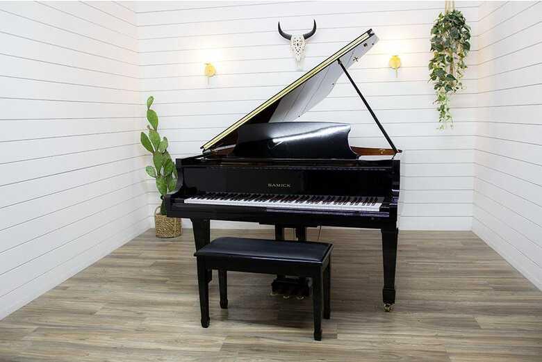 Samick SG-185 Grand Piano