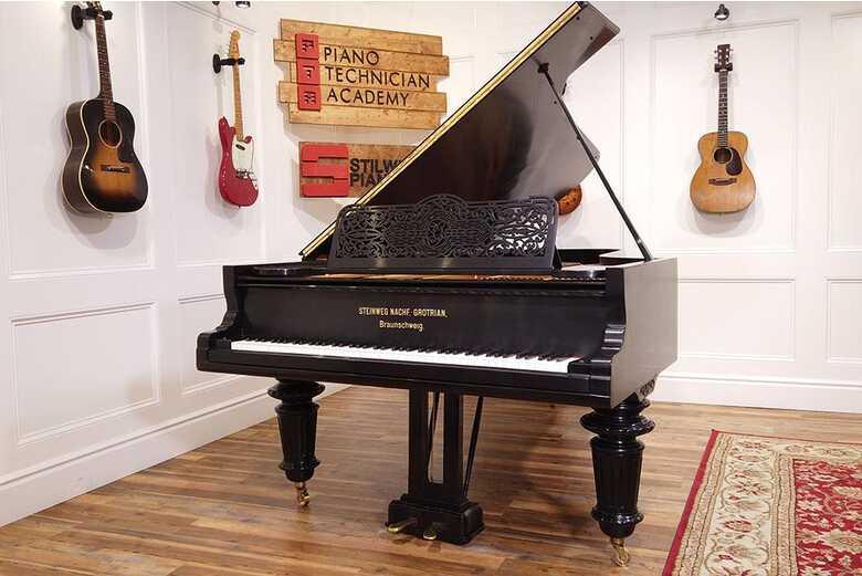 Steinweg Grotrian Concert Grand Piano