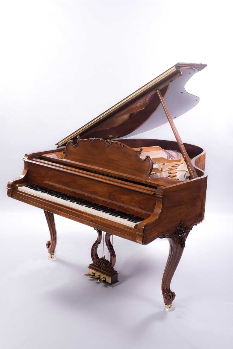 Gorgeous Steinway M - Louis VX - with latest PianoDisc IQ