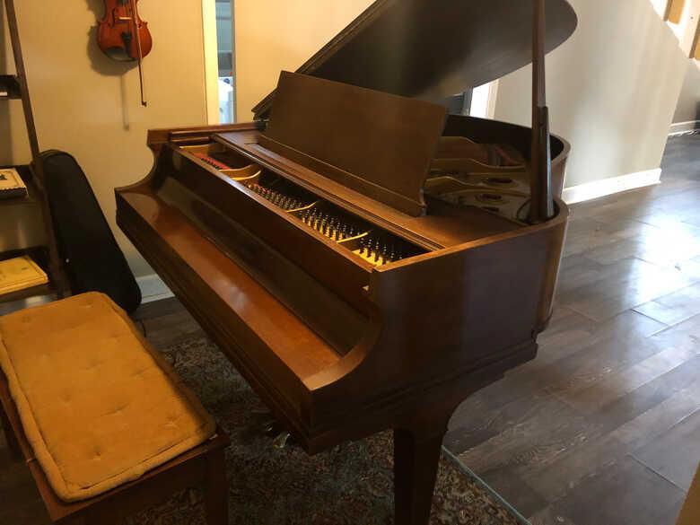 Baldwin M Series Baby Grand Piano