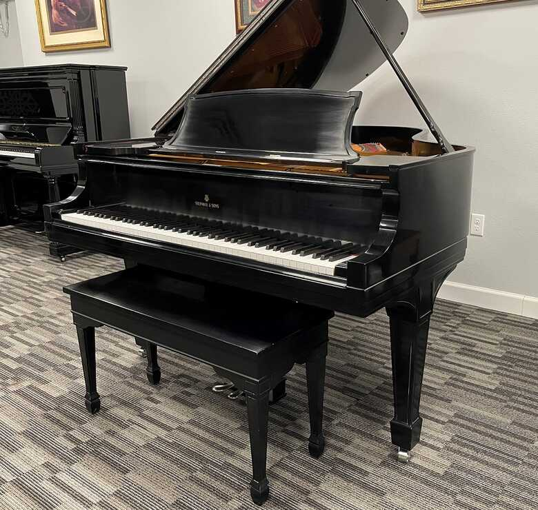 Steinway Model O Grand - US Delivery Picarzo Pianos - VIDEO