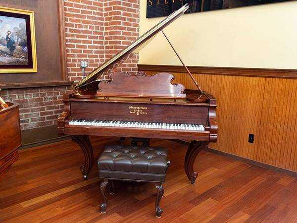 Custom Steinway & Sons Art-Case Grand Piano Model A