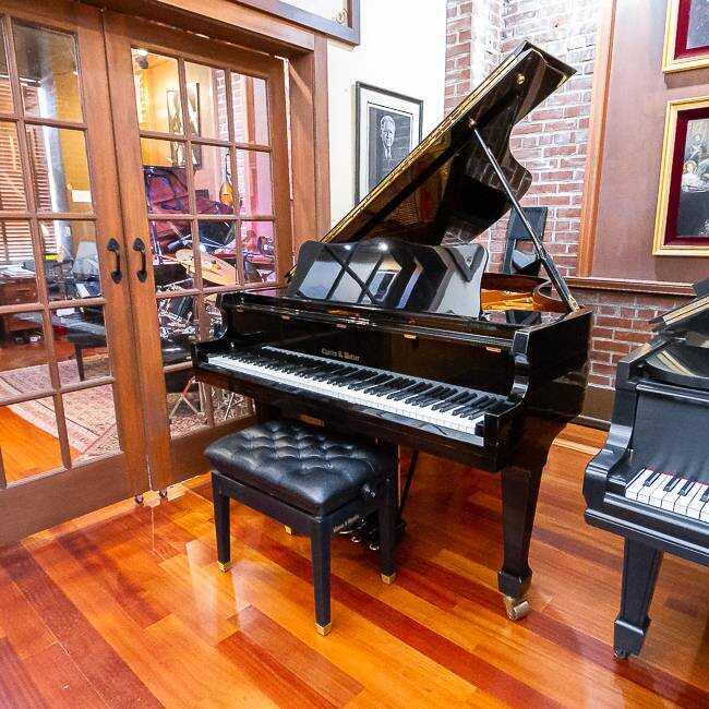 Charles Walter W175 Grand Piano