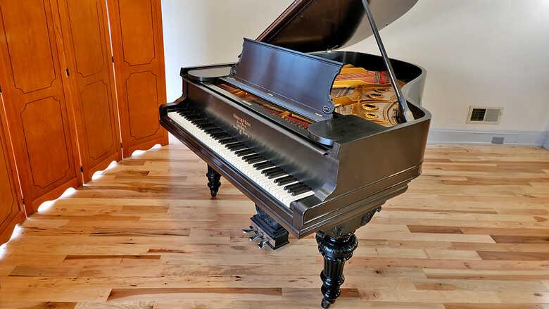 Steinway Art-Case Grand Piano