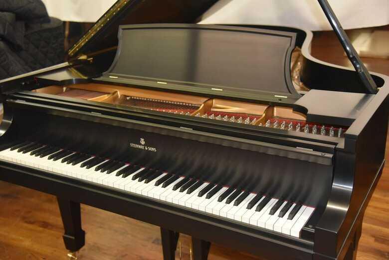 Steinway B 1948-Very Classic Tone