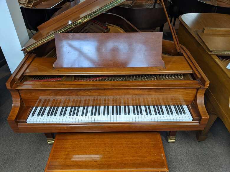 American Made Baldwin L Grand Piano