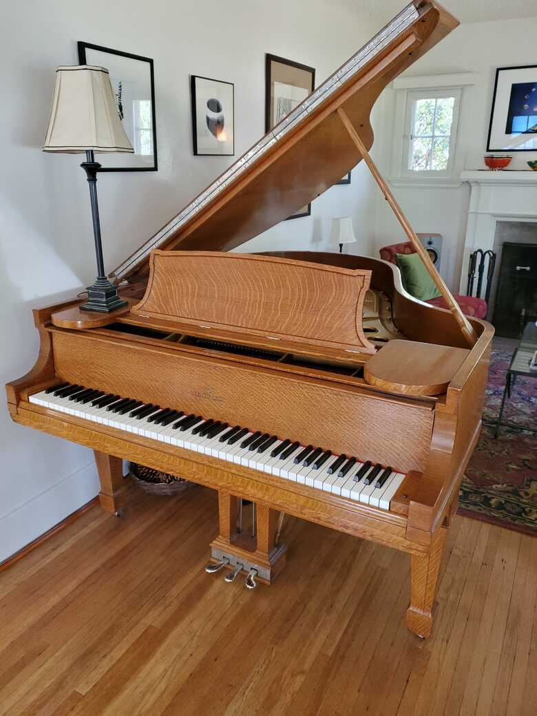 1911 Steinway O for Sale