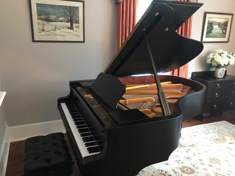"""Estonia 190 - Grand Piano 6'3"""""""