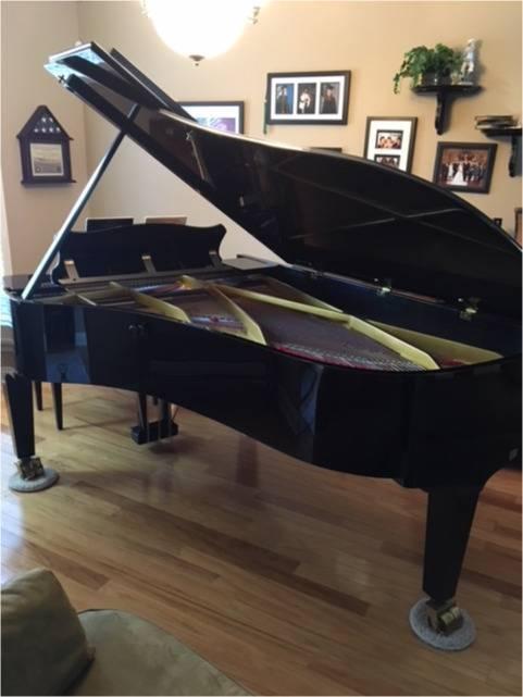 Grotrian  Hand Made Piano in Germany