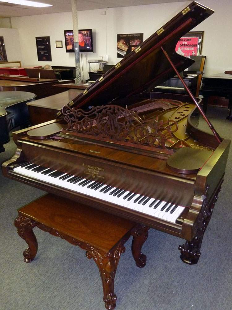 VERY RARE STEINWAY STYLE lll