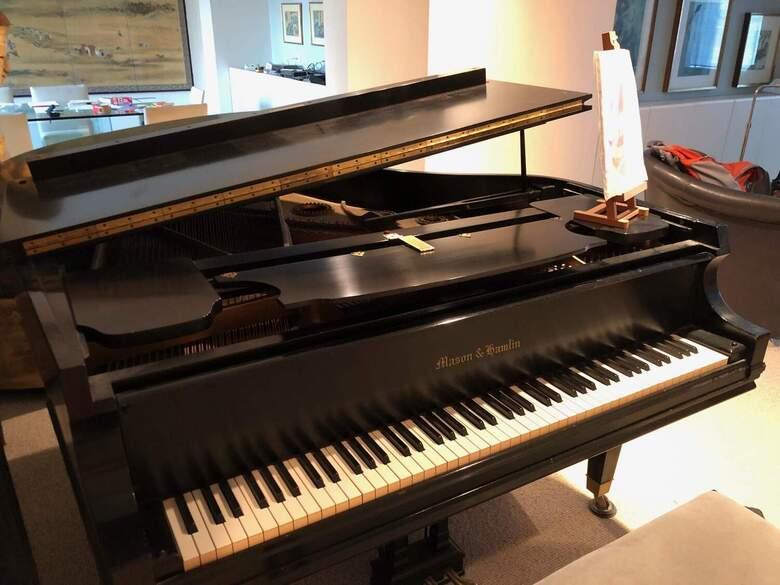 Mason & Hamlin Baby Grand Piano