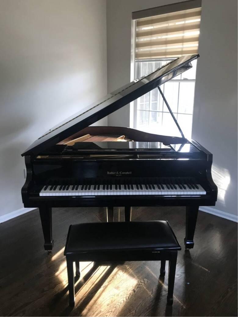baby granite piano
