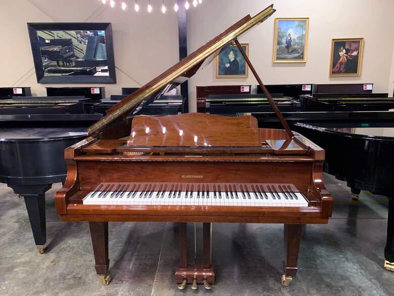 W. Hoffman By C. Bechstein Grand Piano