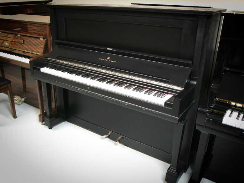 Steinway K Refurbished Upright Piano - FREE Shipping!