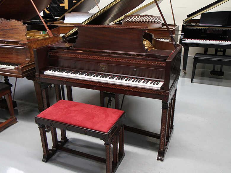 J.C Fischer Grand Piano - Free Shipping!