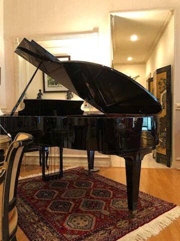 Schimmel Grand Piano for Sale by Original Owner Dallas, TX