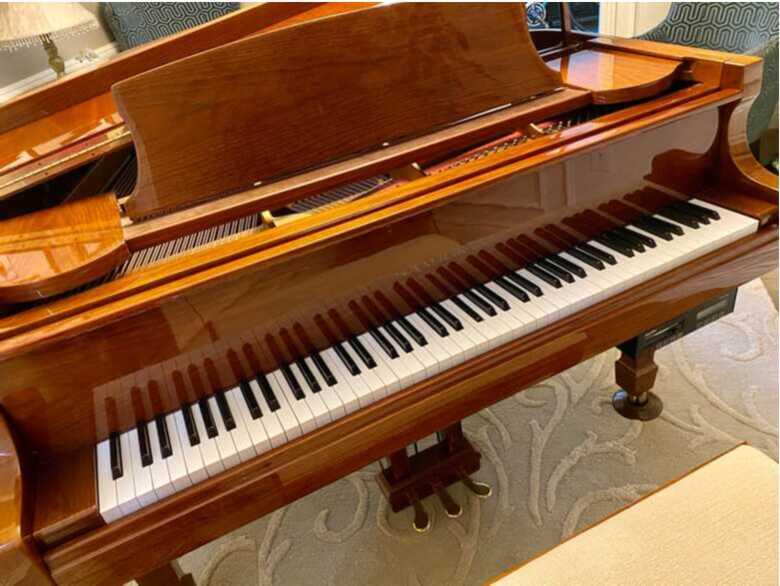 Baby Grand 1989 Samick Player Piano