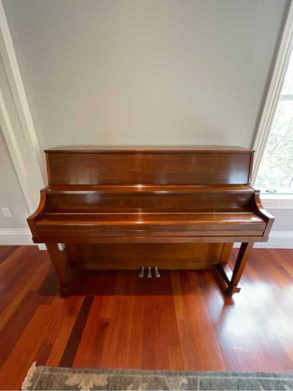 Yamaha Studio Upright - excellent condition - original owner