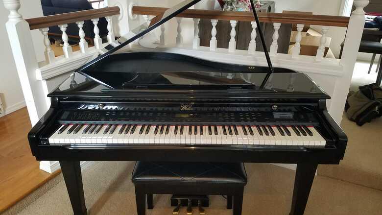 Weber Baby Grand Digital Piano