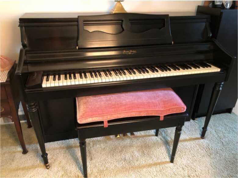 Rudolph Wurlitzer Piano For Sale