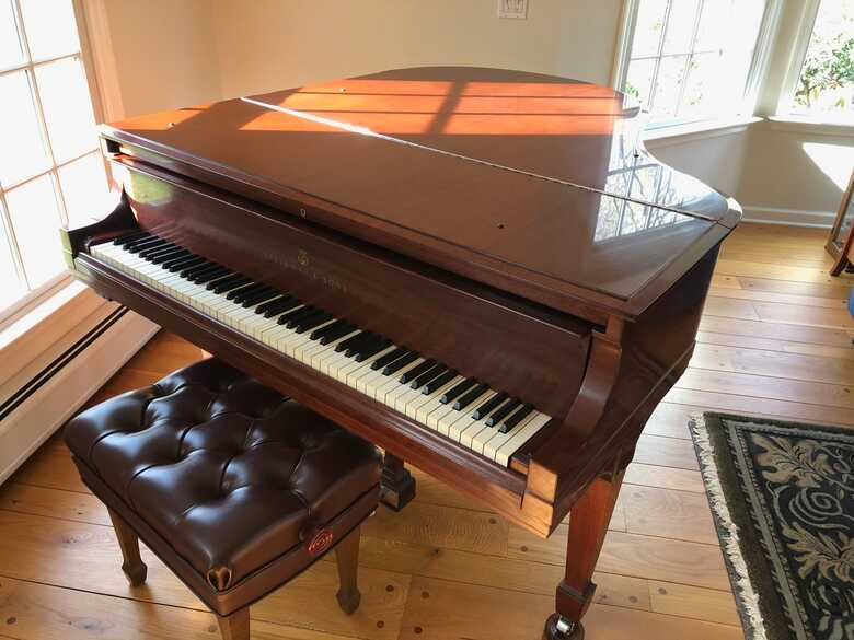 Steinway Grand in Excellent condition
