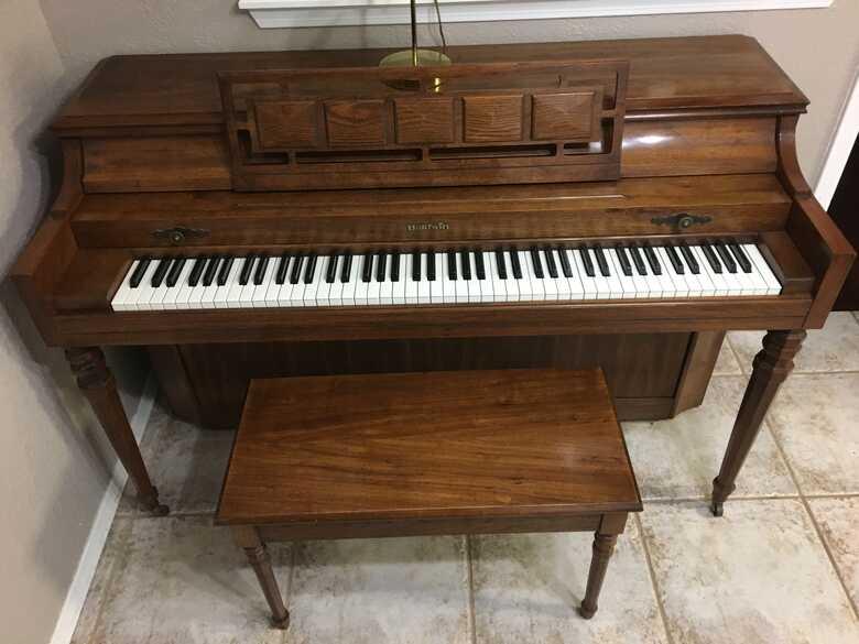 Baldwin Spinet Piano