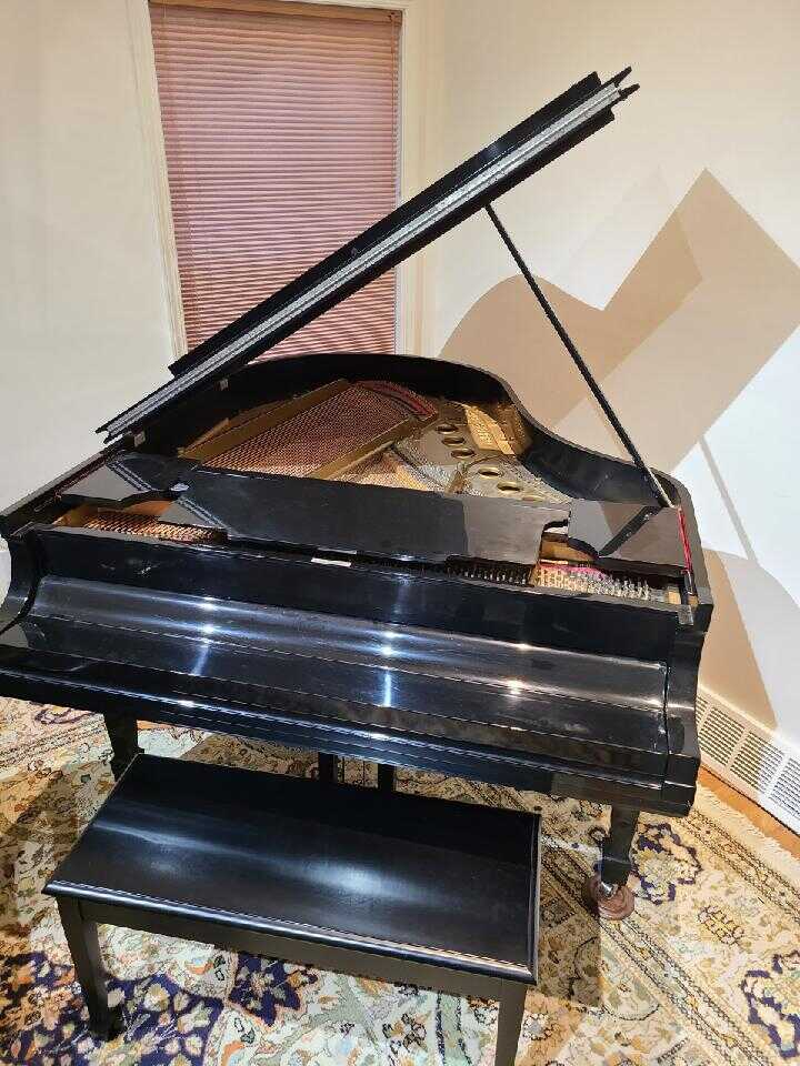 Steinway & Sons 1924 Model L - Nearly a Century of Elegance