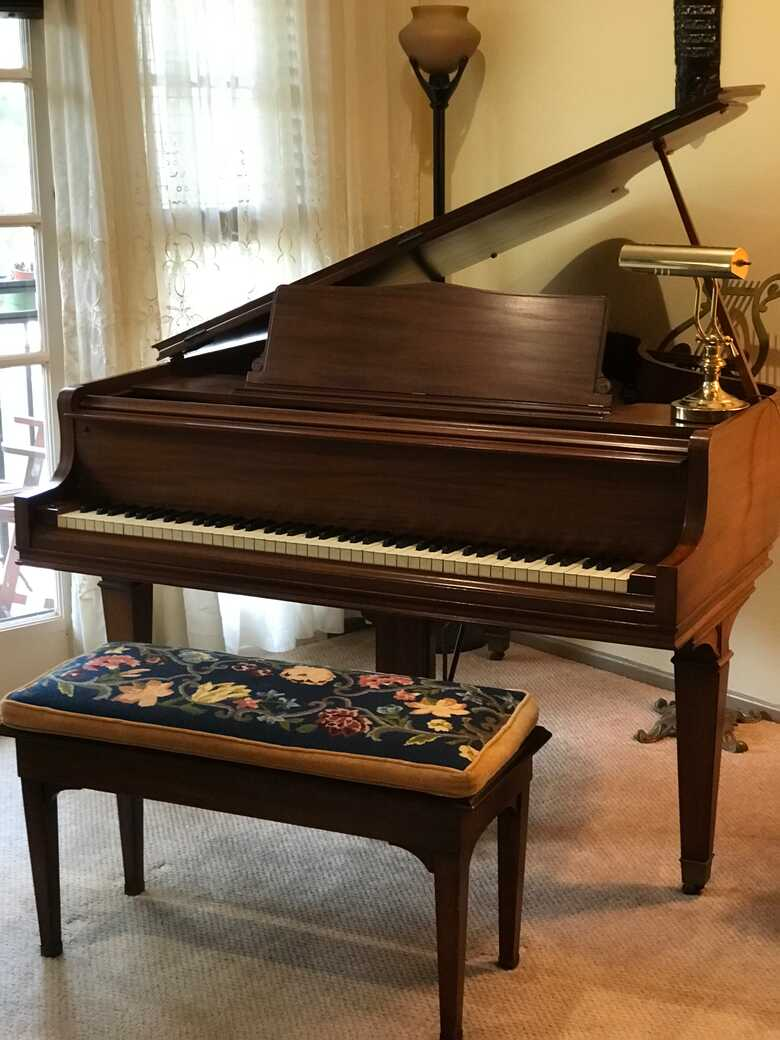 Immaculate Condition KNABE Grand