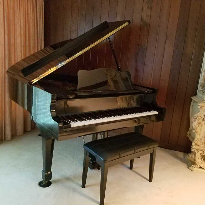 Schumann Mid-size Grand Piano - $10,999 or Best Offer