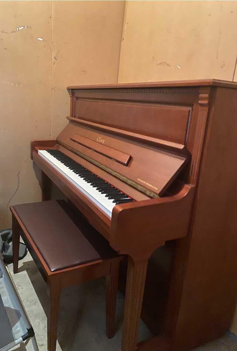 Amazing Steinway Piano