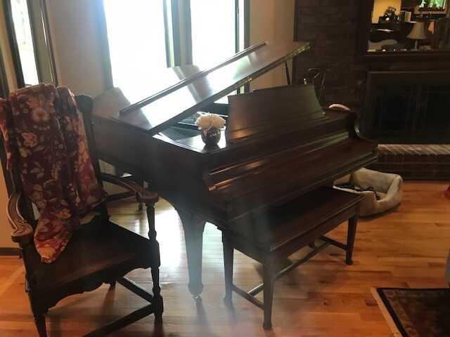 "Everett 6'1"" Parlor Grand Piano"