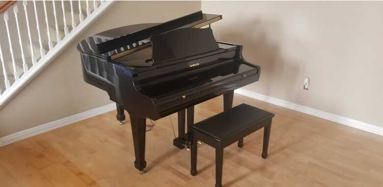 Kohler KD-140R Baby Grand Digital Piano MSRP $7000