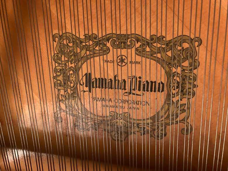Beautiful well-cared for Yamaha Grand Piano for sale