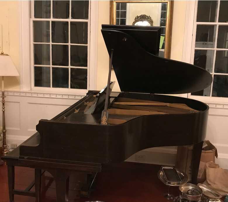 Kershner Vintage Piano