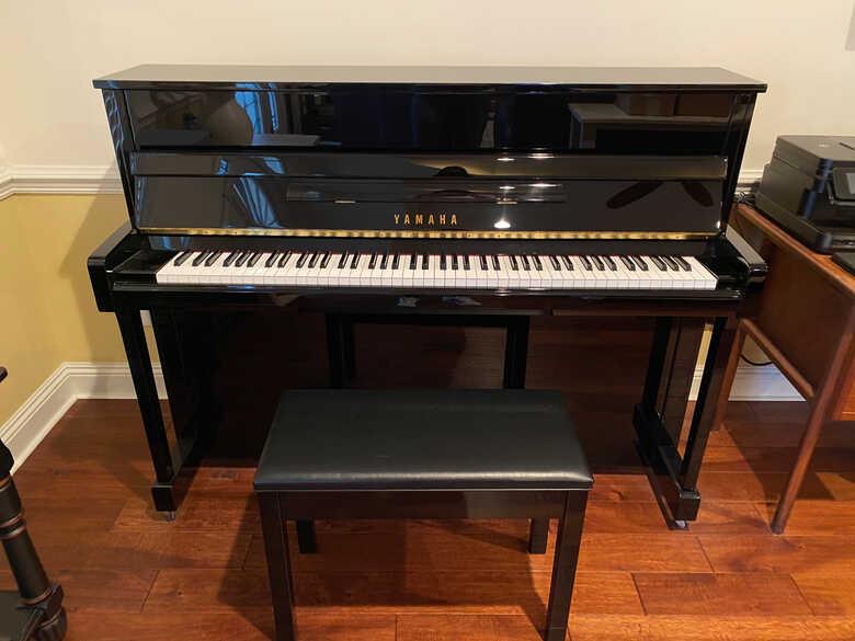 Yamaha B2 Upright Piano with Bench (NEW!)