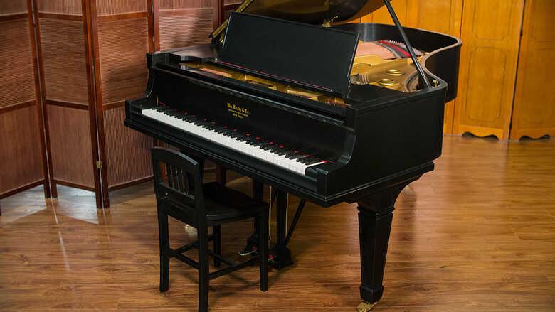 1921 Knabe Model B #92587 6ft4in Grand Piano, RESTORED 2016