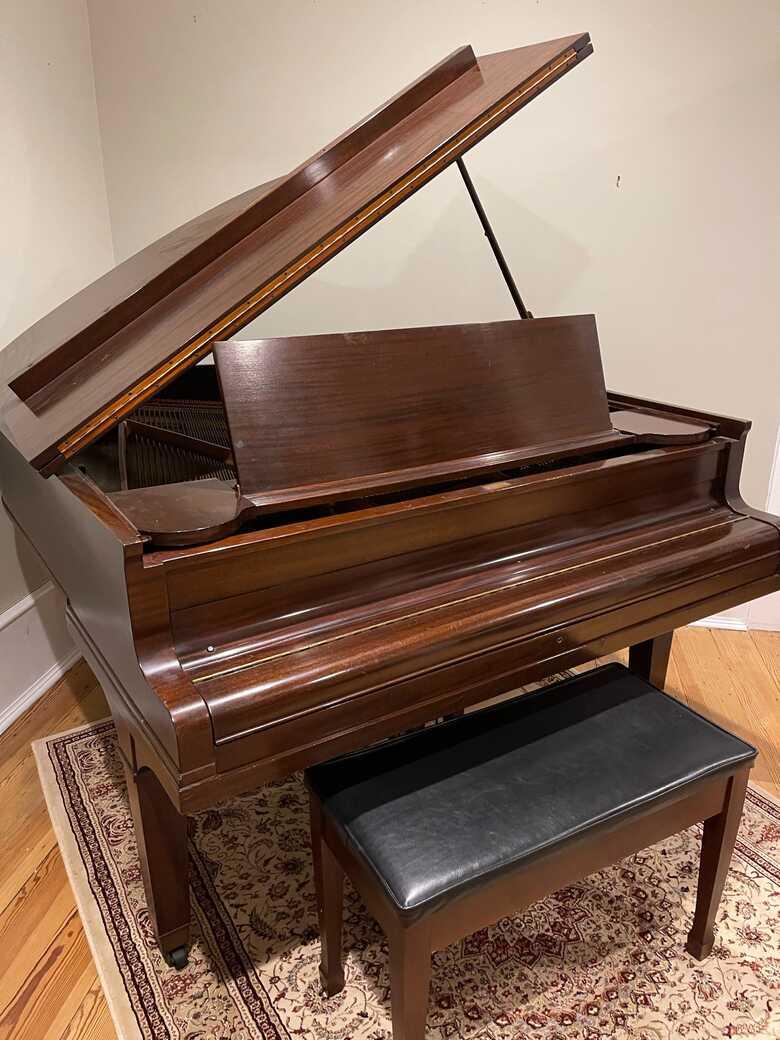 PENDING: Baldwin Baby Grand Piano (Model A) For Sale!