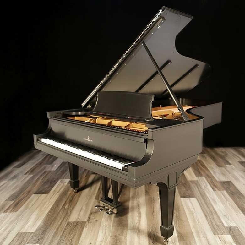 Steinway Grand Piano, Model D Concert Grand