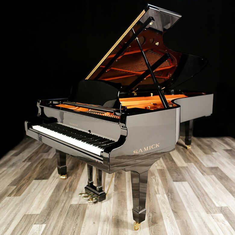 1995 Samick Grand Piano, Model SG-275,