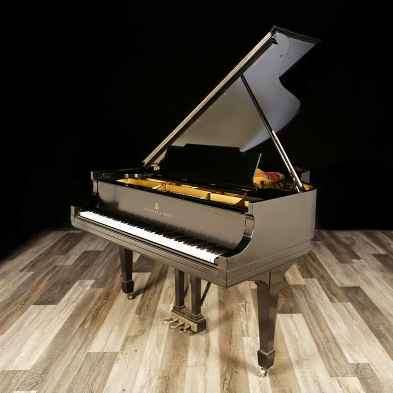 "Restored Steinway Grand Piano, Model M - 5'7"" - Lindeblad"