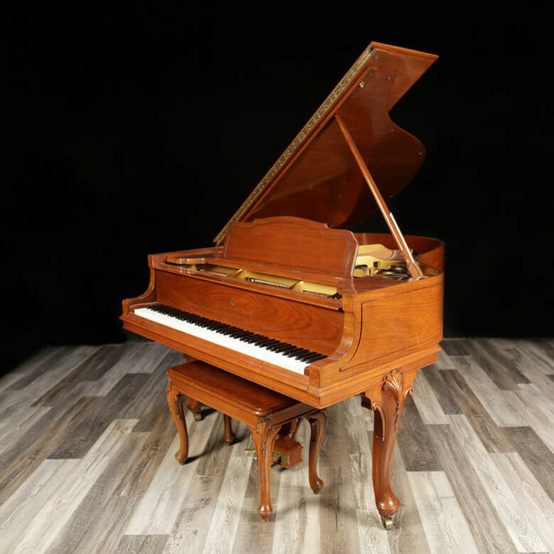 1927 Queen Anne Steinway Grand, Model L - Lindeblad Piano