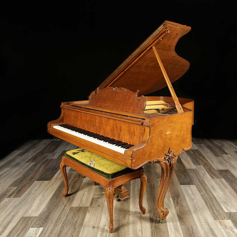 1962 Steinway Grand Piano, Model M