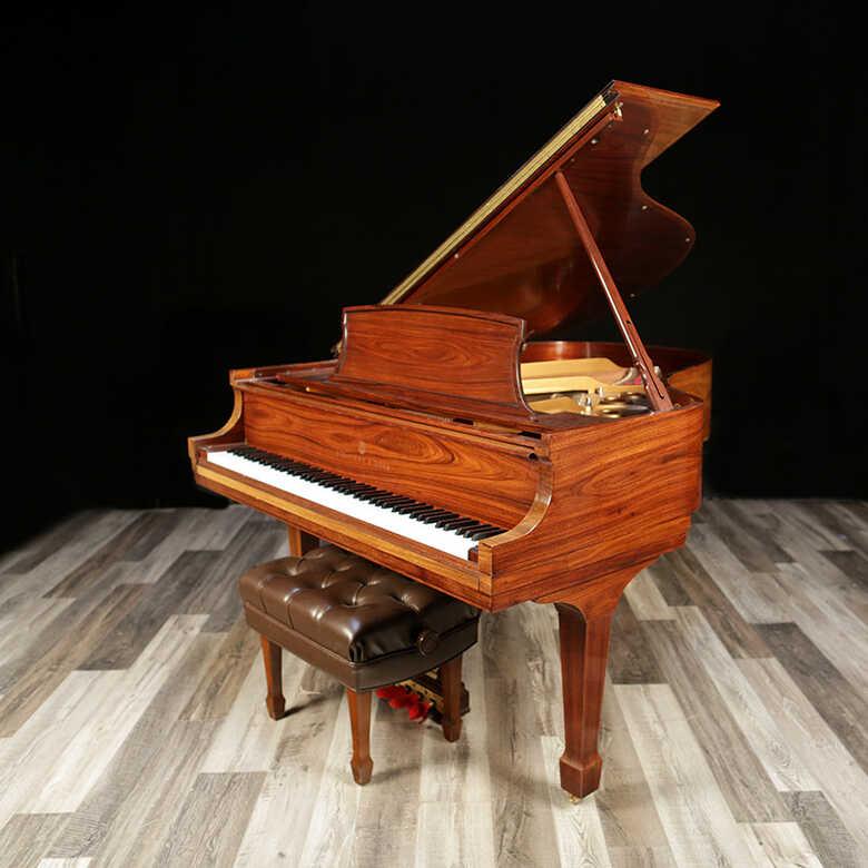 2000 Steinway Grand, Model L - Beautiful Rosewood Cabinet