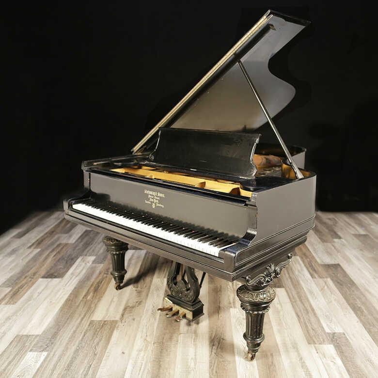 Victorian Steinway Grand Piano, Model B