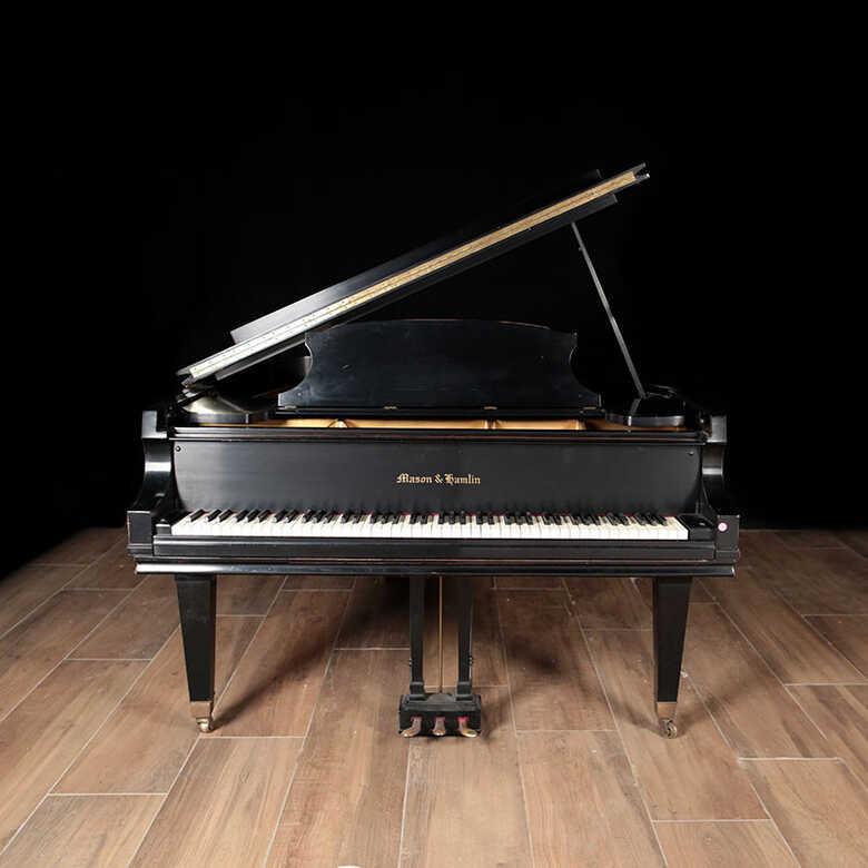 "1976 Mason & Hamlin Grand Piano, Model A - 5'8"" - Lindeblad"