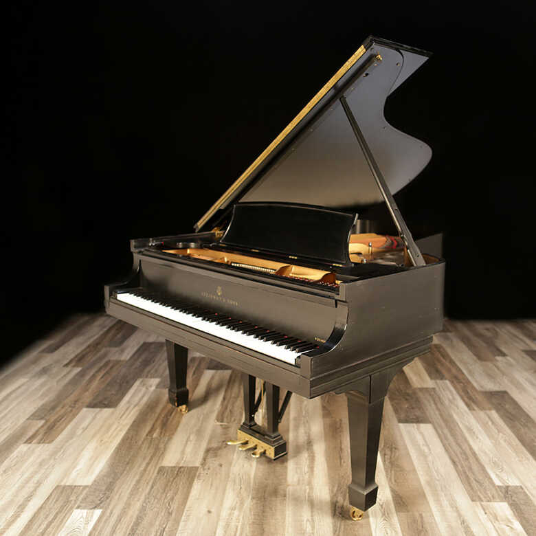1980 Steinway Grand Piano, Model B